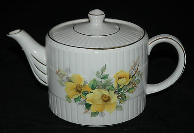 Enoch Wood & Sons Tea Pot Teapot Ellgreave Pattern
