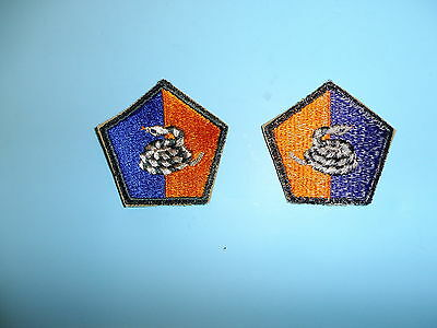 b1517 post  WW2 US Army SSI for the 51st Division
