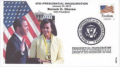 Jvc Cachets First Inauguration Covers - 2013 Inauguration Of Barack Obama #3