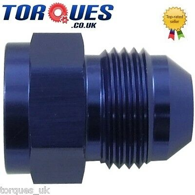 "AN-10 (10AN) Male to 1/2"" BSP BSPP Female Adapter - Mocal / Setrab Oil Cooler"