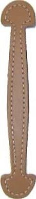 """Leather Trunk Handle - NATURAL - 9-5/8""""  L4283"""