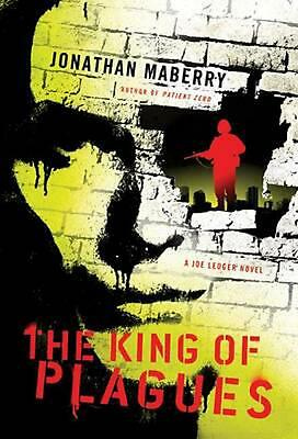 The King of Plagues by Jonathan Maberry Paperback Book (English)