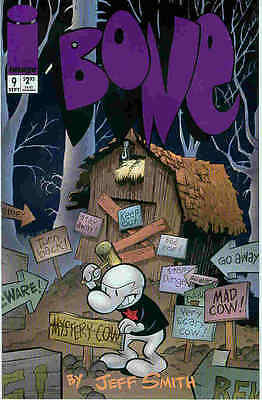Bone # 9 (Jeff Smith) (Image, USA, 1996)