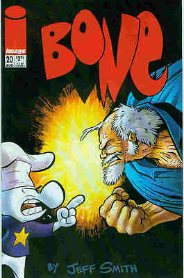Bone # 20 (Jeff Smith) (Image, USA, 1997)