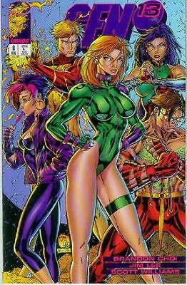 Gen 13 Vol. 2 # 6 (Jim Lee) (USA, 1995)