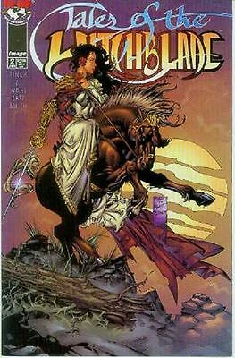 Tales of the Witchblade # 2 (Top Cow, USA, 1996)