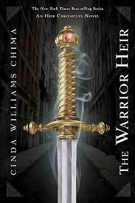 The Warrior Heir by Cinda Williams Chima (English) Paperback Book Free Shipping!