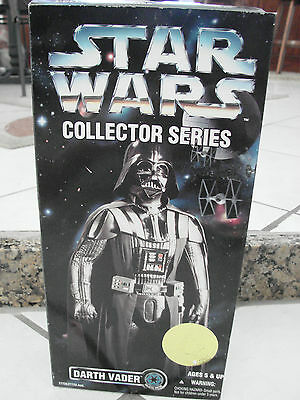 "Star Wars Collector Series Darth Vader Galactic Empire Kenner 12"" action figure"