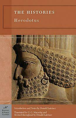The Histories (Barnes & Noble Classics Series) by Herodotus (English) Paperback