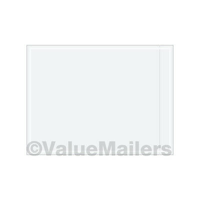 1000 4.5x6 Clear Faced Document Packing List Invoice Enclosed Envelopes