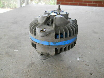 Chrysler Alternator Rebuilt Works (Fits Chrysler)