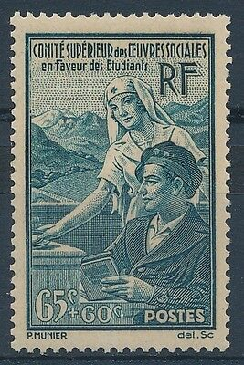 Cl - Timbre De France N° 417 Neuf Luxe **