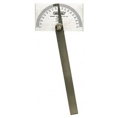 General Tools 17 Square Head 3-3/8in by 2in Protractor