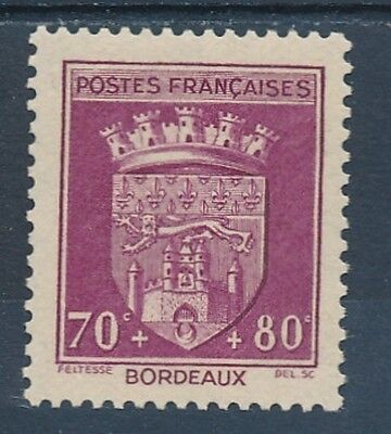 Cl - Timbre De France N° 529 Neuf Luxe **