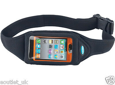 Tune Belt iP4 Sport Belt Running For OtterBox Cases & Other Smartphone Cases NEW