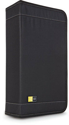 Case Logic CDW92 CD DVD Storage Wallet Caselogic CDW-92 DJ BRAND NEW BLACK NYLON