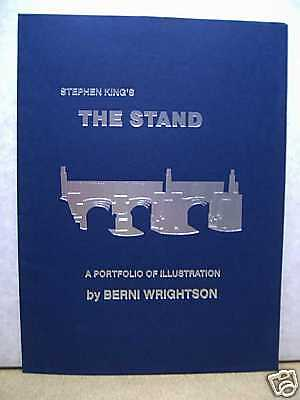 Bernie Wrightson: The Stand Portfolio (unsigned) (USA)