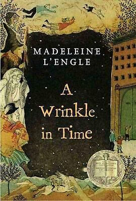 A Wrinkle in Time by Madeleine L'Engle (English) Paperback Book Free Shipping!