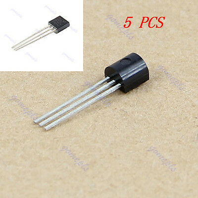 5pcs DS18B20 18B20 Thermometer Temperature Sensor Dallas New