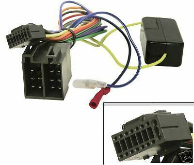 Cable Adaptateur Iso  Pioneer Deh 6100Bt  Dex-P 99R 16 Pins Neuf