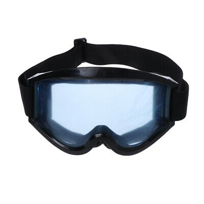 Youth Adult Motocross Motorcycle Raider Dirt Bike ATV Black Goggle Goggles