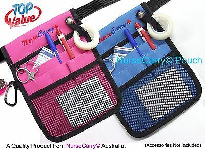 Best Quality Nurse Carry® Pocket Waist Pouch ~ Quick Pick Bag + Free Keyholder