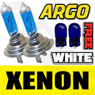 H7 100W Xenon White Headlight Bulbs Vauxhall Astra Vxr