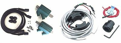 Dynatek Dyna S Electronic Ignition Coils Wires Honda GL1000 Goldwing GL 1000