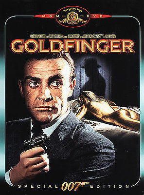 Goldfinger (DVD, Special Edition)