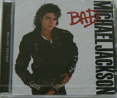 BAD (Special Edition) - JACKSON MICHAEL (CD)  NEUF SCELLE