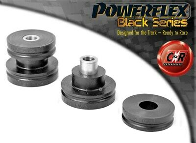 BMWE81 1Series 3Dr 04on Powerflex Black Rr Shock Ab Upper Mount Bush PFR5-416BLK