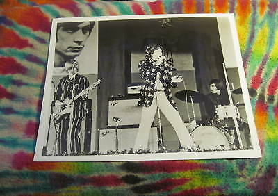 Rolling Stones - Early Stage 8 X 10 Photo -------- K@@l