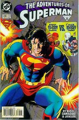 Adventures of Superman # 526 (USA, 1995)