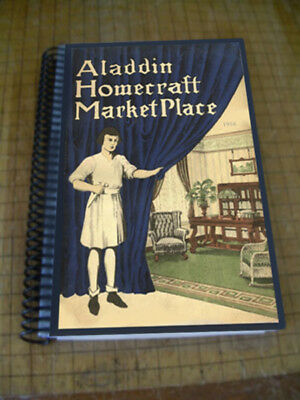 Aladdin 1916 Homecraft Market Place = Accessories to improve your Craftman HOME