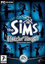 Maxis The Sims Makin Magic new sealed PC game CD-ROM expansion pack