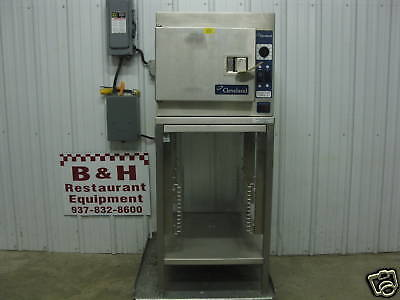 Cleveland Ultra 3 Pan Convection Steamer Oven SteamCraft 21CET8