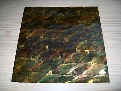 Gold Abalone  Shell Laminate 4 Jewelry or Luthier 8x8