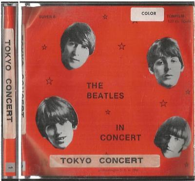 The Beatles In Concert Super 8 Tokyo Concert Anno 1964 Very Rare