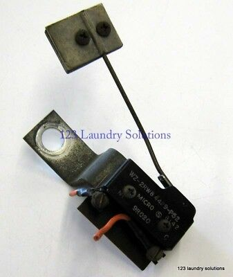 Milnor Front Load Washer Vibration(Micro) Switch