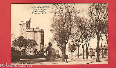 lot 6 cpa postcard port quais tour st nicolas la rochelle. Black Bedroom Furniture Sets. Home Design Ideas