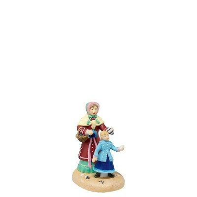 Dept 56 Dickens LISTENING FOR THE OCEAN NEW! NIB
