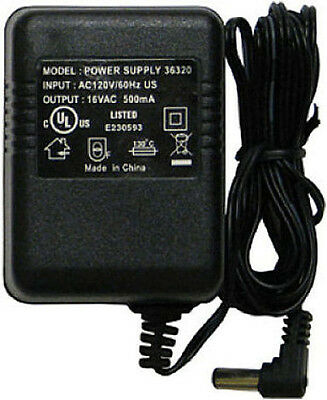 Nortel Networks i2002 i2004 IP Phone Power Supply Adapter Cord NTYS17BAE6 NEW