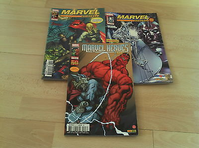 Lot Marvel Heroes Extra 8 Marvel Universe 31 12