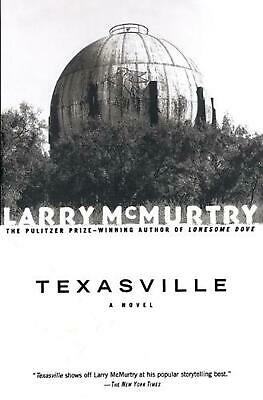 Texasville by Larry McMurtry (English) Paperback Book Free Shipping!