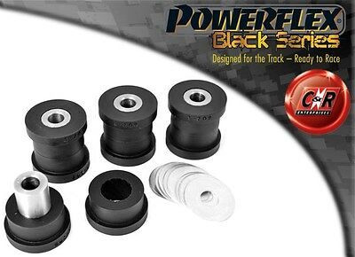 Audi A4 B5 Quattro 95-01 Powerflex Black Rear Upper Arm Inner Bushes PFR3-209BLK