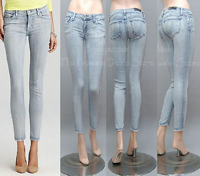 54f4953f59039  198 NWT J Brand Jeans Low Rise Skinny 910 Afterlife Light Sz 24 To ...
