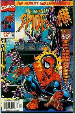 Sensational Spiderman # 21 (USA, 1997)