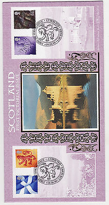1999.benham Diffinitive Scotland  Lovely Fdc