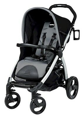 Peg Perego Book Stroller - Stone - Brand New Model! Free Shipping!