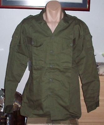 >>>> Australian Army Pixie Shirt Vietnam War - Reproduction New Made <<<<